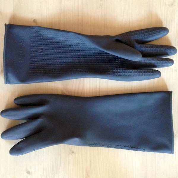 gant porter pour fist